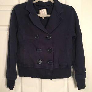 Heritage 1981 warm navy jacket